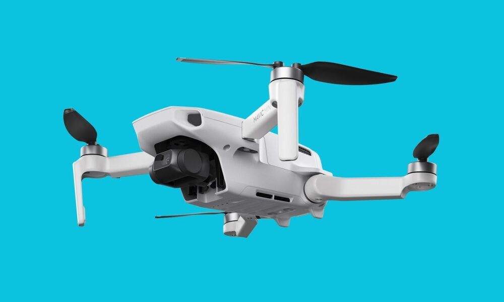 Cryptocurrency  Bitcoin DJI's Latest Compact Drone Is a Blast to Fly