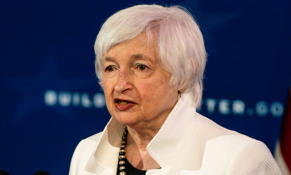 Cryptocurrency  Bitcoin Janet Yellen Will Consider Limiting the Use of Cryptocurrency