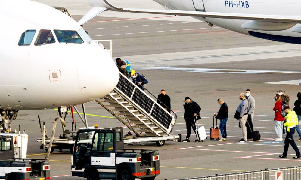 Cryptocurrency  Bitcoin The Art and Science of Boarding an Airplane in a Pandemic