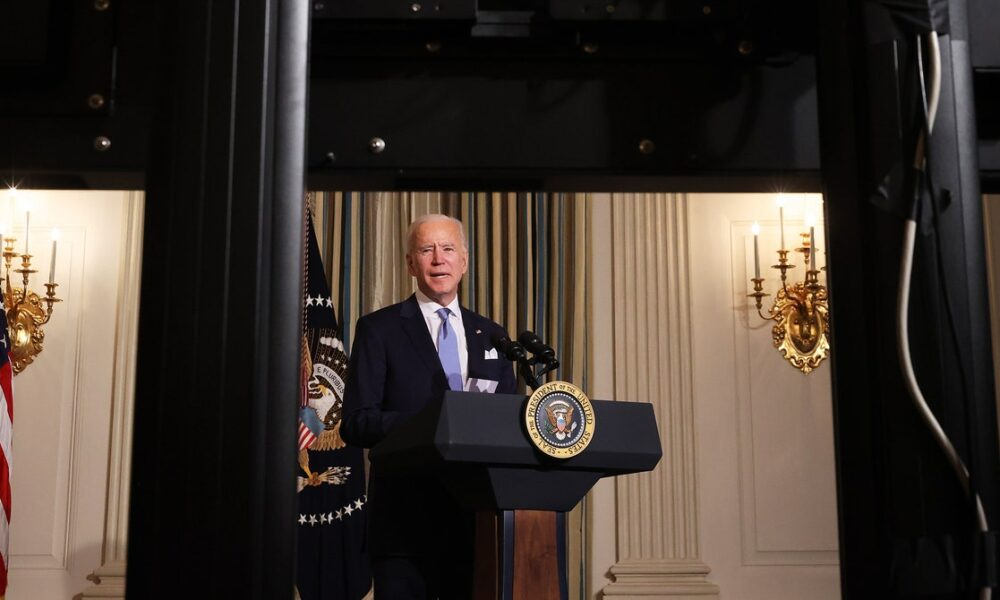 Cryptocurrency  Bitcoin To Beat China on Tech, Biden Will Have to Learn from It