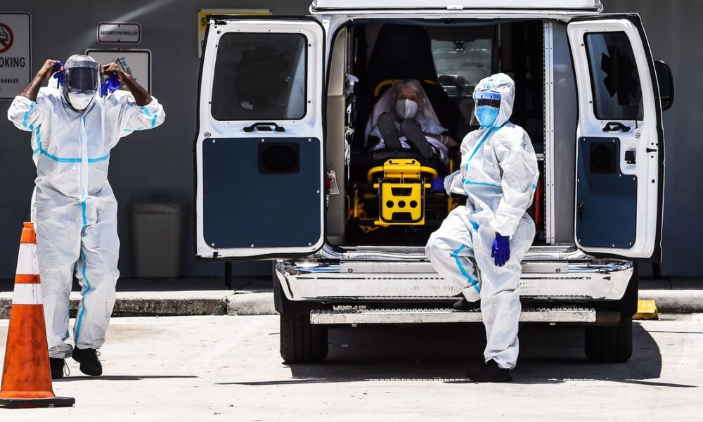 Cryptocurrency  Bitcoin It's Time for a National Pandemic Prediction Agency
