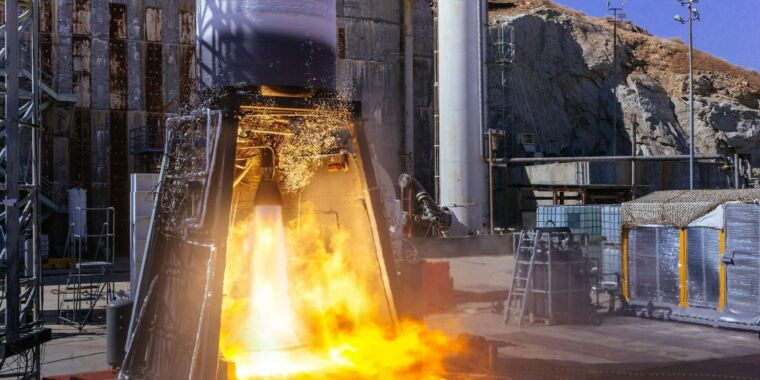 Technology ABL Space tapped to launch the first orbital rocket from Britain