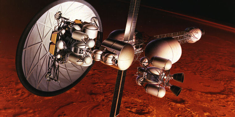 Technology Report: NASA's only realistic path for humans on Mars is nuclear propulsion