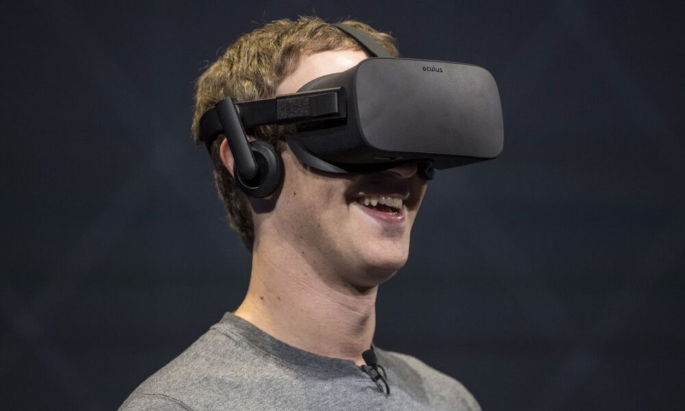 Cryptocurrency  Bitcoin Billionaires See VR as a Way to Avoid Radical Social Change