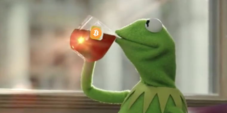 Technology SEC halts trading of iced tea company that pivoted to blockchain