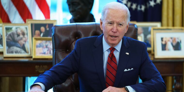 Technology Biden admin. plans executive order to address chip-shortage woes