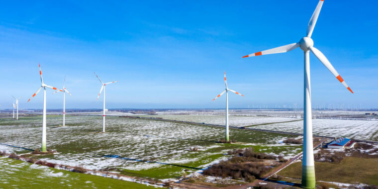 Technology Is there a shift from disbelieving climate change to attacking renewables?