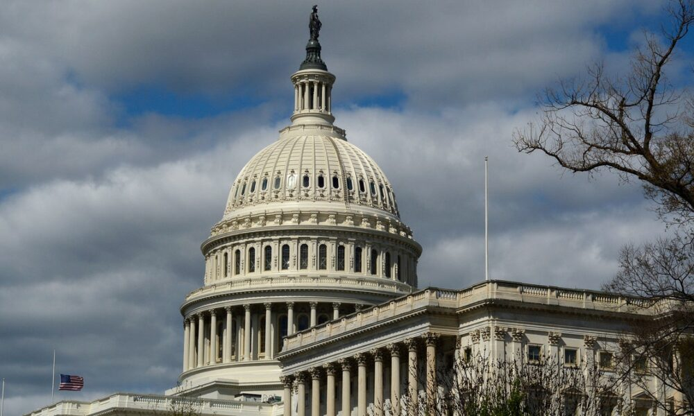 Cryptocurrency  Bitcoin Big Tech Targets DC With a Digital Charm Offensive
