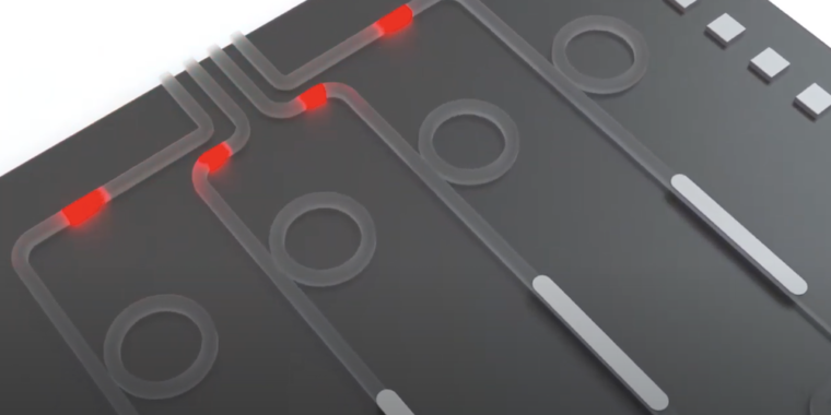 Technology Programmable optical quantum computer arrives late, steals the show