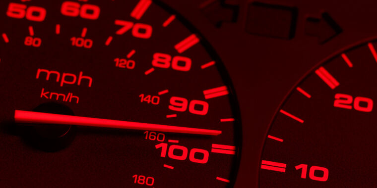 Technology Adaptive cruise control users more likely to speed, study finds