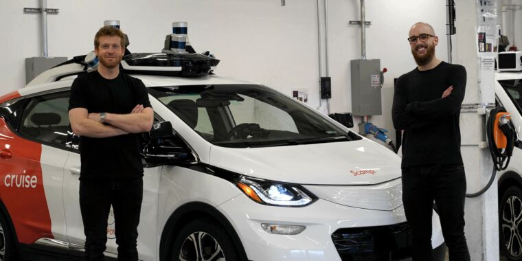 Technology Self-driving startup Voyage acquired by GM and Honda's Cruise