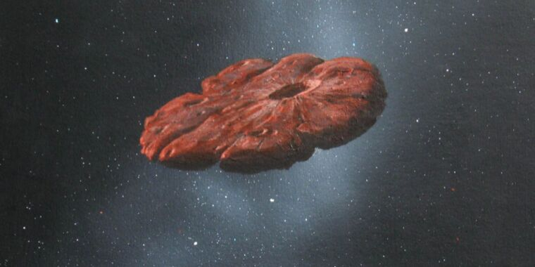 Technology The debate continues: 'Oumuamua could be remnant of Pluto-like planet