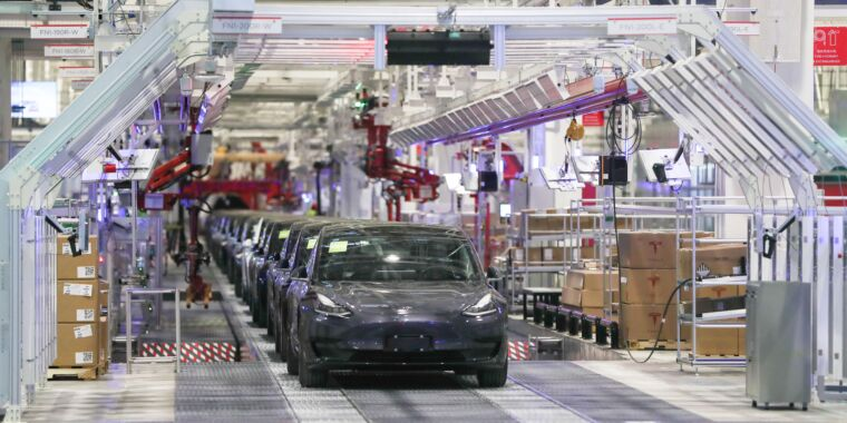Technology Chinese military restricts use of Teslas over security concerns