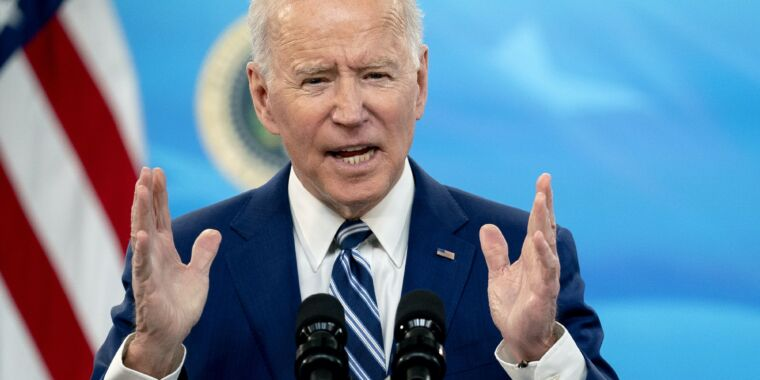 Technology Biden broadband plan will be hated by big ISPs, welcomed by Internet users