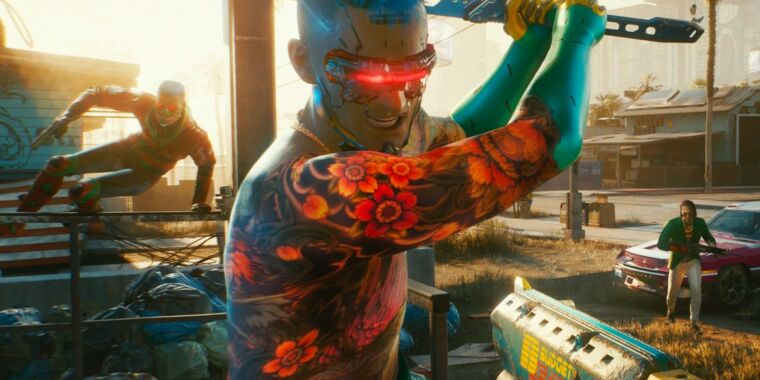 Technology CDPR puts off planned multiplayer Cyberpunk game amid restructuring