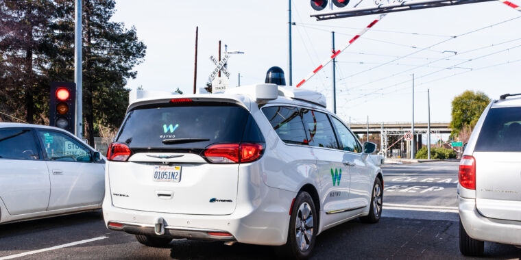 Technology Why it's so hard to prove that self-driving technology is safe