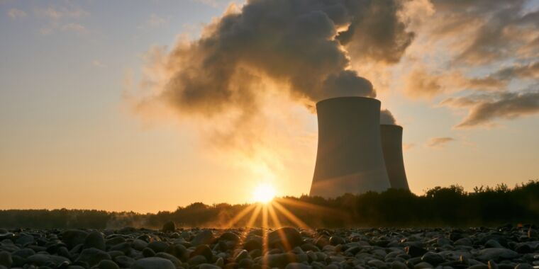Technology Nuclear should be considered part of clean energy standard, White House says