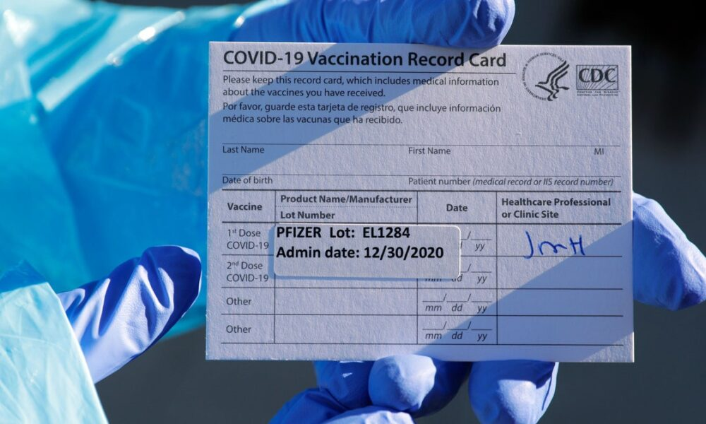 Cryptocurrency  Bitcoin Covid-19 Vaccine Passports Are Coming. What Will That Mean?