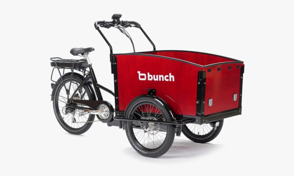 Cryptocurrency  Bitcoin I Didn't Like the Bunch Cargo Bike. Too Bad My Kids Loved It