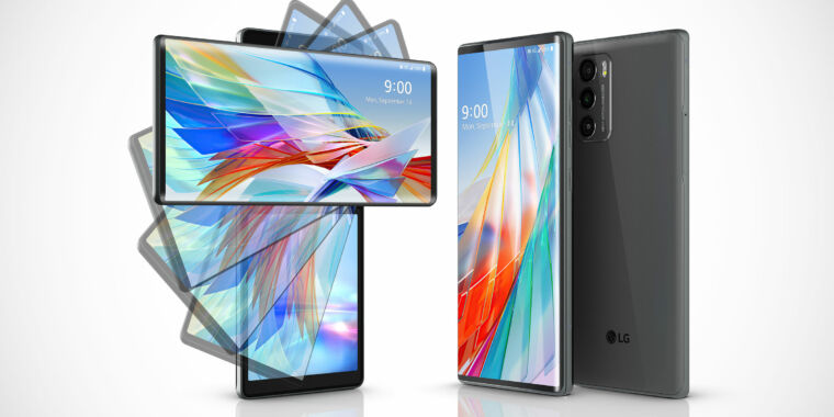 Technology After a decade of failure, LG officially quits the smartphone market