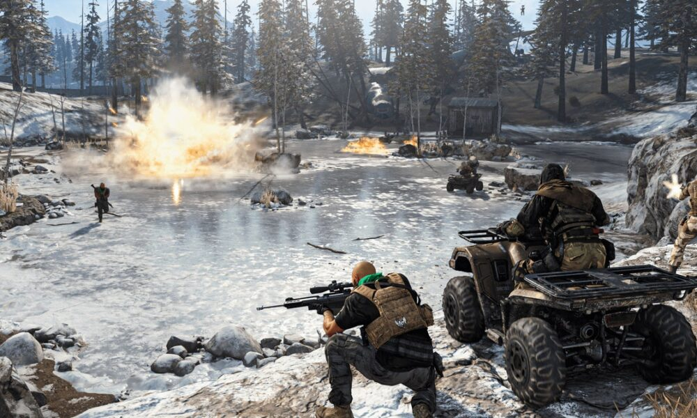 Cryptocurrency  Bitcoin Watch Out—That 'Call of Duty: Warzone' Cheat Might Be Malware