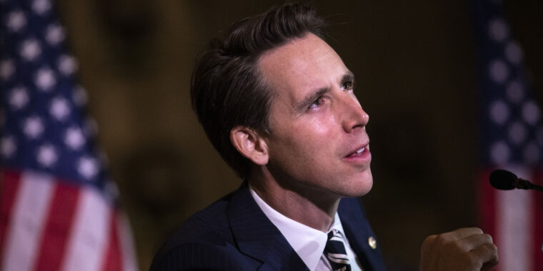 Technology Hawley's antitrust bill targets Big Tech, but experts worry about collateral damage