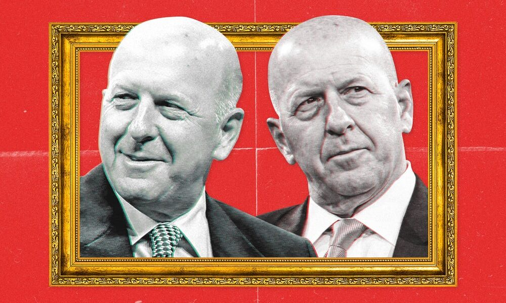 Stock Market What it's really like to work for Goldman Sachs CEO David Solomon