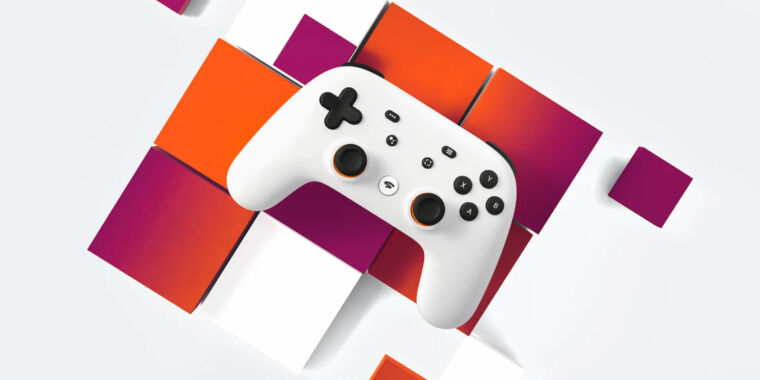 Technology Stadia's VP and head of product leaves Google