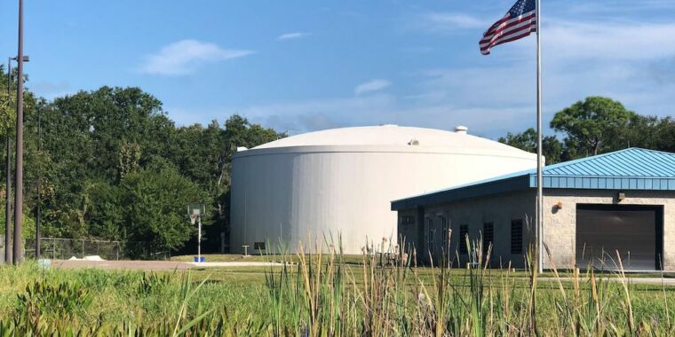 Technology Florida water plant compromise came hours after worker visited malicious site