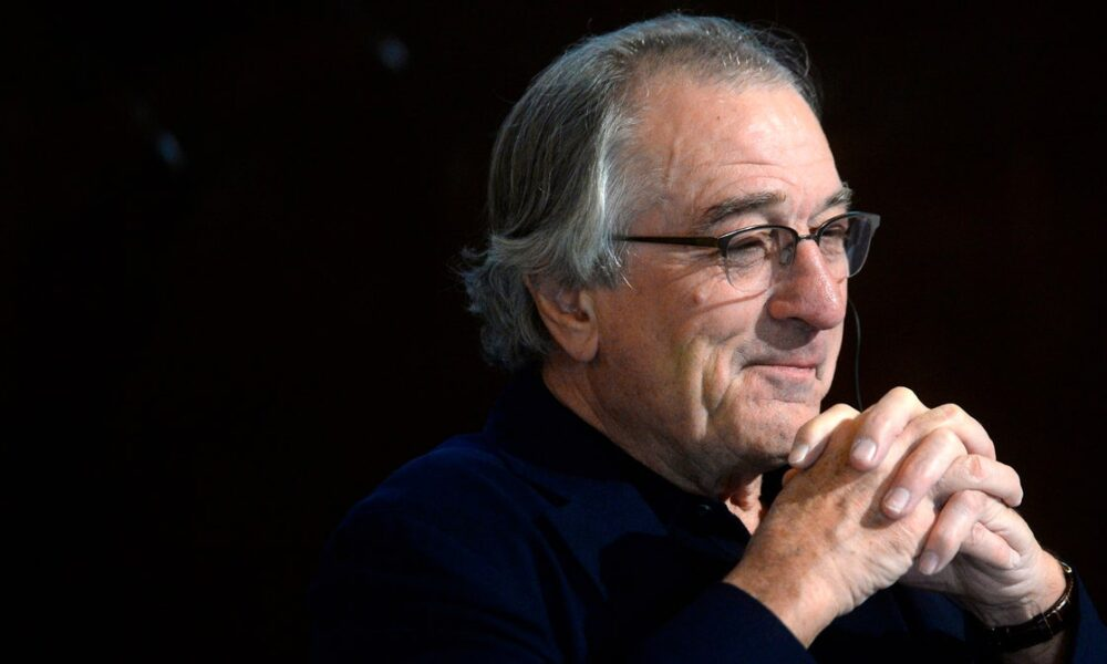 Cryptocurrency  Bitcoin This AI Makes Robert De Niro Perform Lines in Flawless German