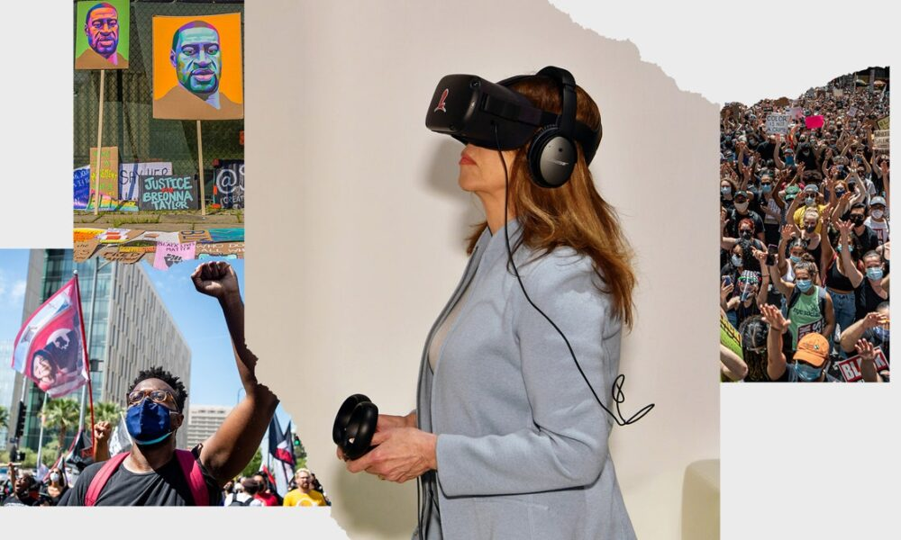Cryptocurrency  Bitcoin VR Trainings Are Not Going to Fix Corporate Racism