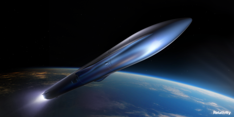 Technology Relativity has a bold plan to take on SpaceX, and investors are buying it