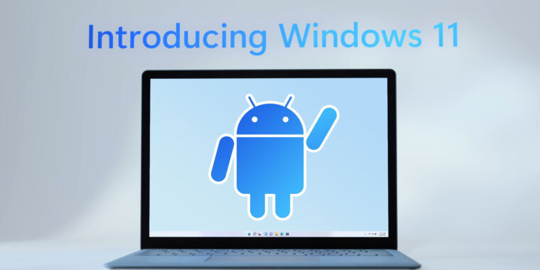 """Technology Microsoft's """"Windows Subsystem for Android"""" sounds a lot like Chrome OS"""