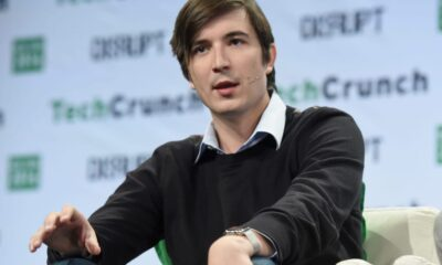 Stock Market Robinhood has filed for an IPO. Read its cofounders' letter to future investors.