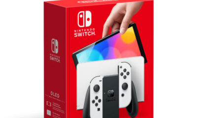 """Technology Meet the Switch Pro: $350 """"OLED Model"""" launches on October 8"""
