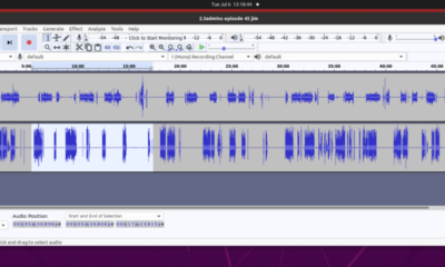 """Technology No, open source Audacity audio editor is not """"spyware"""""""