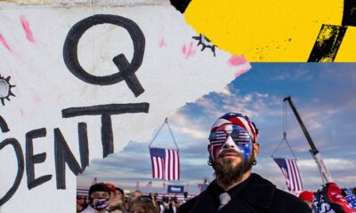 Cryptocurrency  Bitcoin QAnon Pivots Its Exiled Online Movement to the Real World