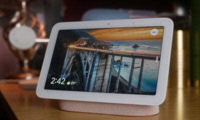 Technology Google's Nest Hub is the best bedside smart display—and sleep tracking helps
