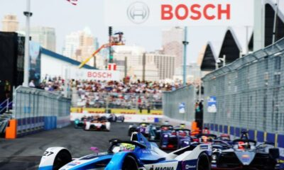 Technology NYC ePrix: It's time for Formula E's annual visit to America