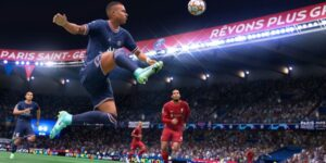 Technology The best version of FIFA 22 won't be on PC