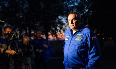 Technology Russia's space chief wishes his oligarchs invested in space like Branson and Musk