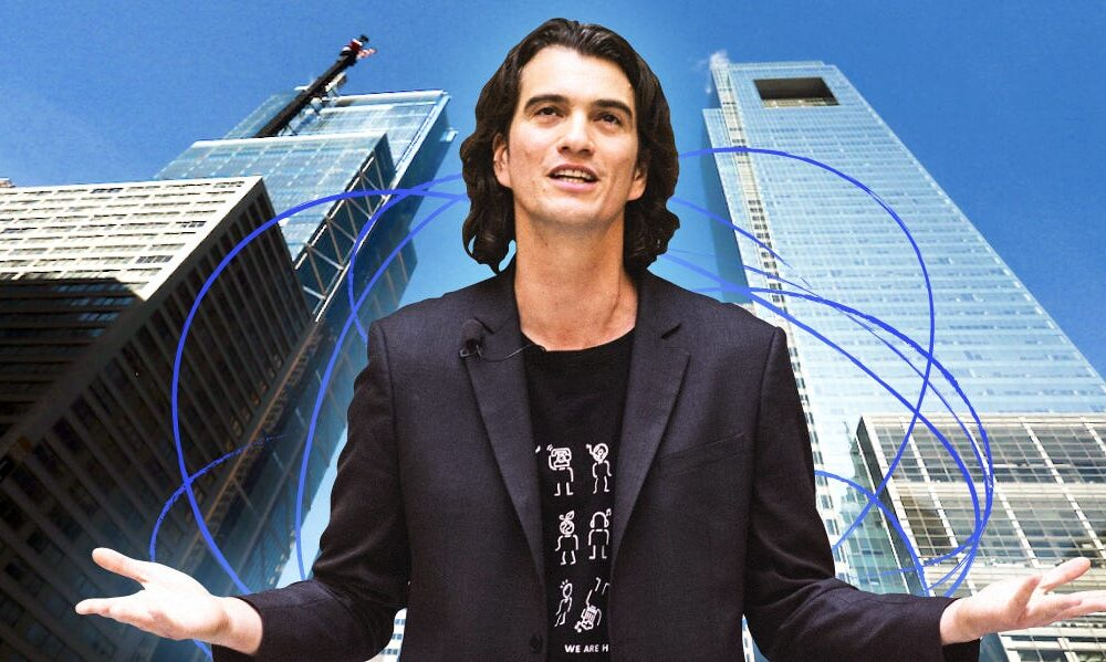 Stock Market Inside WeWork's IPO meltdown: How Adam Neumann and Wall Street's chaotic partnership obliterated $40 billion in value