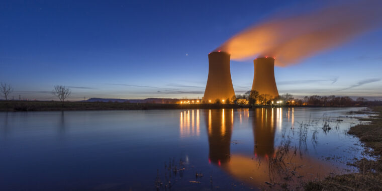 Technology Climate events are the leading cause of nuclear power outages