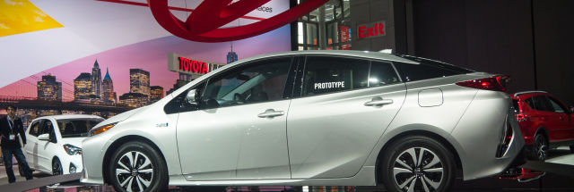 Technology Toyota bet wrong on EVs, so now it's lobbying to slow the transition