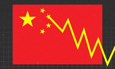 Stock Market China stock crackdown, plus experts share their favorite crypto apps