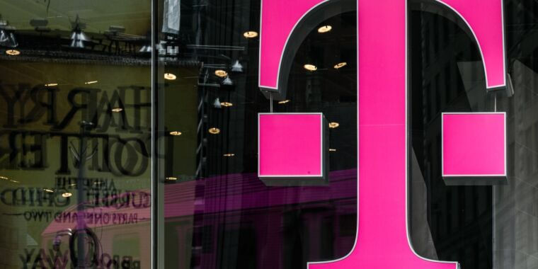 Technology T-Mobile apparently lied to government to get Sprint merger approval, ruling says