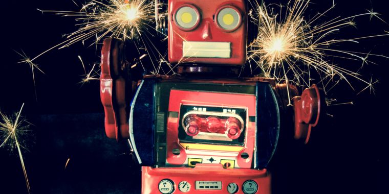 Technology When robots screw up, how can they regain human trust?