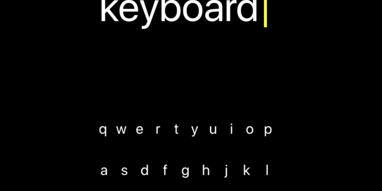 """Technology iPhone keyboard for blind to shut down as maker cites Apple """"abuse"""" of developers"""