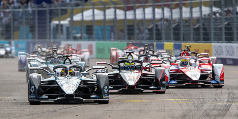Technology Mercedes wins Formula E title, will quit the series at end of 2022