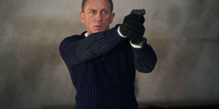 Technology MGM releases last trailer for No Time to Die, Daniel Craig's final 007 film
